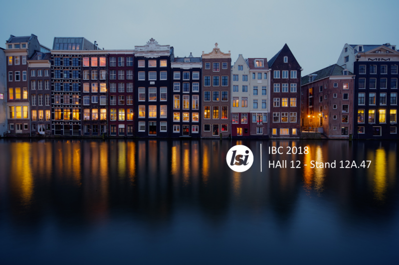 LSI Projects at IBC 2019