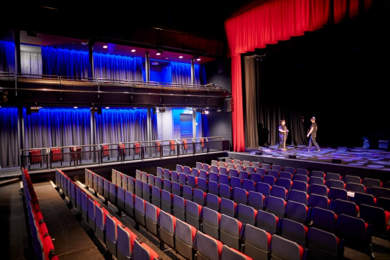New Adelphi Theatre, Salford